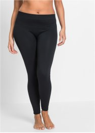 Legging, bpc bonprix collection, zwart