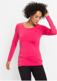 Functioneel shirt, bpc bonprix collection, hibiscuspink