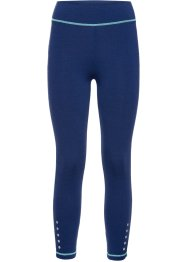 Legging, bpc bonprix collection, middernachtblauw gemêleerd