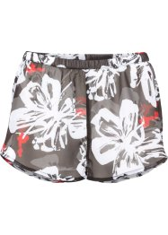 Strandshort, bpc selection, zwart/wit