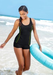 Tankini (2-dlg. set), bpc bonprix collection, zwart