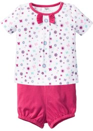 Babyshirt+short (2-dlg. set), bpc bonprix collection