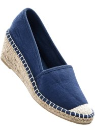 Espadrilles, bpc bonprix collection, donkerblauw