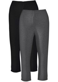 Caprilegging (set van 2), bpc bonprix collection
