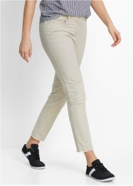 7/8-stretchbroek, bpc bonprix collection, kiezelbeige