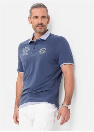 Poloshirt, bpc selection, indigo
