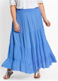 Rok, bpc bonprix collection, middenblauw