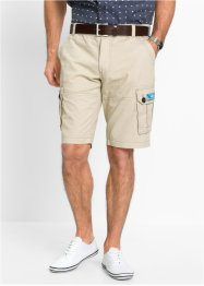 Cargobermuda loose fit, bpc selection, beige