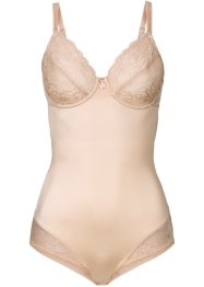 Corrigerende body, bpc bonprix collection, nude