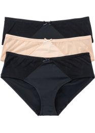 Tailleslip (set van 3), bpc bonprix collection