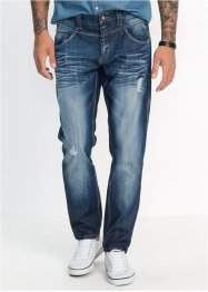 Jeans loose fit tapered, RAINBOW