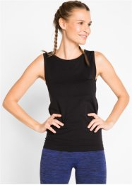 Naadloze top, bpc bonprix collection