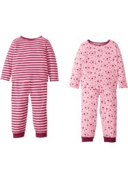 Pyjama (4-dlg. set), bpc bonprix collection