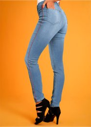 Skinny high-waist-jeans, RAINBOW