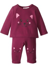 Sweatshirt+sweatbroek (2-dlg. set), bpc bonprix collection