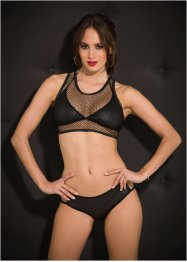 Triangebeha+top+slip ouvert (3-dlg. set)
