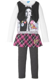 Outfit «Soy Luna» (3-dlg. set), bpc bonprix collection