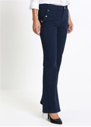 Stretchbroek bootcut, bpc selection