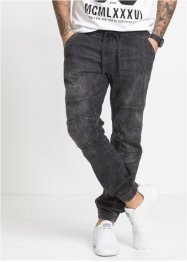 Jogging jeans slim fit straigt, RAINBOW