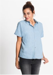 Jeansblouse, RAINBOW
