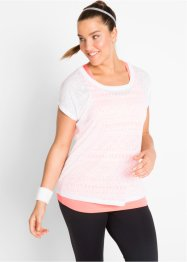 2in1-sportshirt, bpc bonprix collection