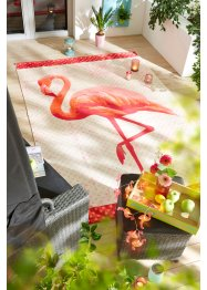 Vloerkleed «Flamingo», bpc living