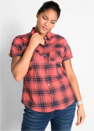 Blouse met korte mouwen, bpc bonprix collection