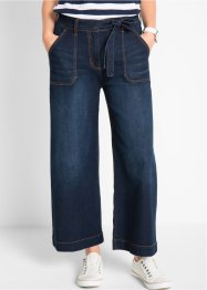 7/8 high waist jeans loose fit, bpc bonprix collection