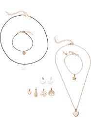 Sieraden (14-dlg. set), bpc bonprix collection