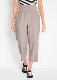 Linnen 7/8 broek, loose fit, bpc bonprix collection