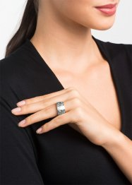Ring van edelstaal, bpc bonprix collection