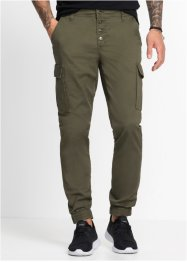 Cargobroek slim fit straight, RAINBOW