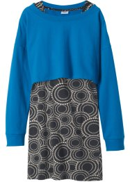 Jurk+sweatshirt (2-dlg. set), bpc bonprix collection