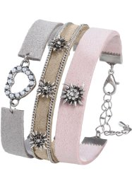 Armbanden (3-dlg. set), bpc bonprix collection