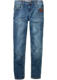 Jogging jeans, slim fit, John Baner JEANSWEAR