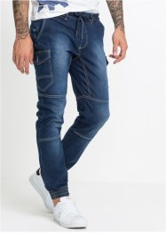 Jeans slim fit tapered, RAINBOW