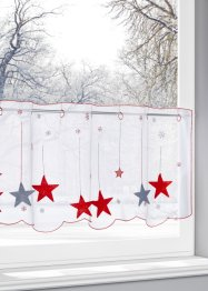 Glasgordijn «Stars», bpc living bonprix collection