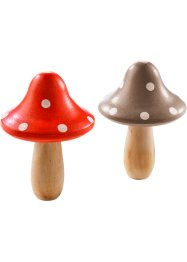 Decoratieve paddenstoelen (set van 2), bpc living