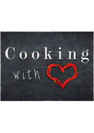 Deurmat «Cooking», bpc living