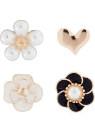 Broche (4-dlg. set), bpc bonprix collection