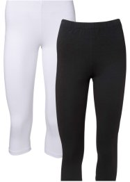 Capri legging (set van 2), BODYFLIRT