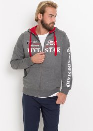 Sweatvest, bpc bonprix collection