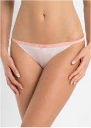 Tanga slip (set van 5), bpc bonprix collection