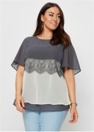 Blouse met kant, bpc selection