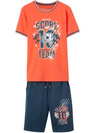 T-shirt en broek (2-dlg. set), bpc bonprix collection