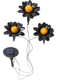 Solarlamp «Flower» (3-dlg. set), bpc living