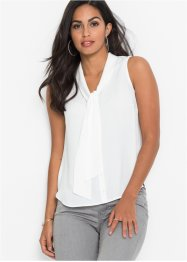 Blouse met strik, BODYFLIRT