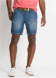 Lange jeans short, regular fit, John Baner JEANSWEAR