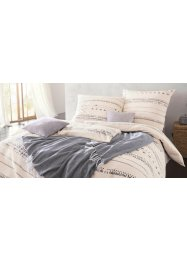 Plaid met franjes, bpc living bonprix collection