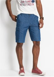 Jeans bermuda regular fit, John Baner JEANSWEAR